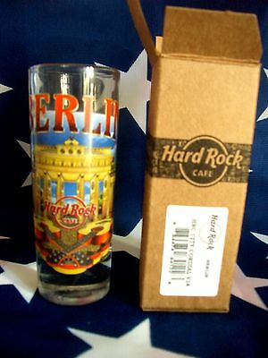 HRC Hard Rock Cafe Berlin City Tee V14 Shot Glass Schnapsglas Brandenburg Gate