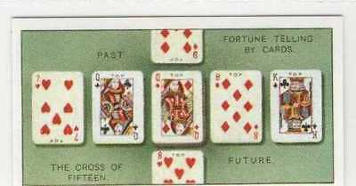 #8 By CArds Cross of 15 - Telling your fortune card r