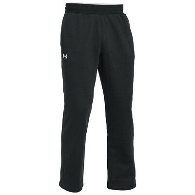 Under Armour Rival Storm Cotton Uncuffed Pant Herren Training Hose 1250785-001