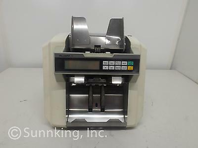 Glory GFR-100 Currency Counter/Sorter/Discriminator w/ Counterfeit Detection