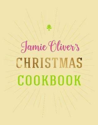 NEW Jamie Oliver's Christmas Cookbook By Jamie Oliver Hardcover Free Shipping