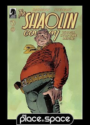 Shaolin Cowboy Who'll Stop The Reign #1B - Frank Miller Variant (Wk16)