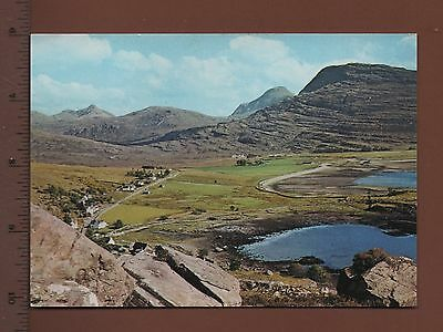 #AC16 - Torridon Village And The Head Of Loch Torridon, Ross-shire 1986 Postcard