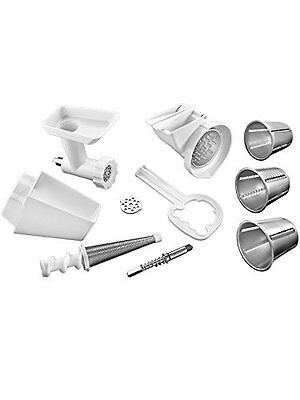 KitchenAid FPPA Stand Mixer Attachment Pack 1 with Food Grinder, Fruit & Vegetab
