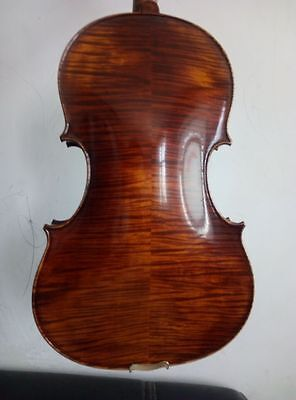 "Master viola 15.5"" Ormati model full hand made  flamed maple back"