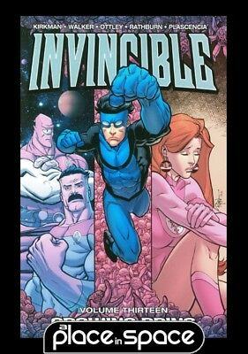 Invincible Vol 13 Growing Pains - Softcover
