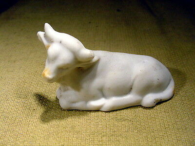 8475 For Sale Crafts Dog Animal Figurine Length 0.9 Inch Age 1890 Feve Excavated Limbach Art