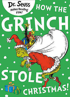 How the Grinch Stole Christmas! by Dr. Seuss (Paperback, 2010)