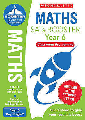 Maths Pack (Year 6) Classroom Programme: Year 6 by Paul Hollin, Catherine...