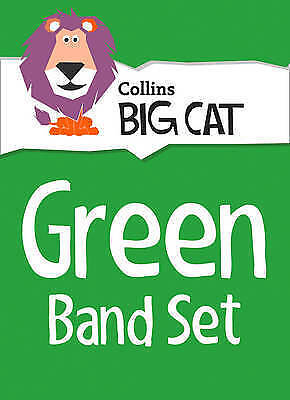 Green Starter Set: Band 05/Green by HarperCollins Publishers (Paperback, 2015)