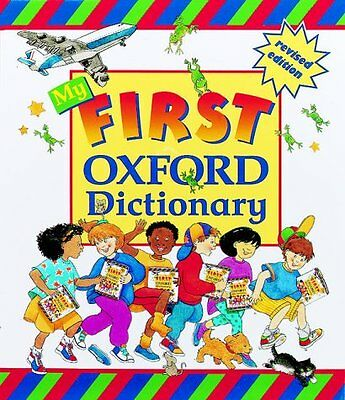 My First Oxford Dictionary, OUP | Hardcover Book | Good |