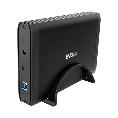 3.5 SATA Aluminium USB 3.0 External Hard Drive Enclosure Caddy Case Computer HDD