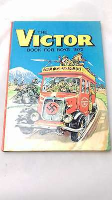 the victor book for boys 1973, No Author | Hardcover | 1972-01-01
