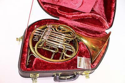 Yamaha YHR-891U Custom Full Triple French Horn MINT QuinnTheEskimo