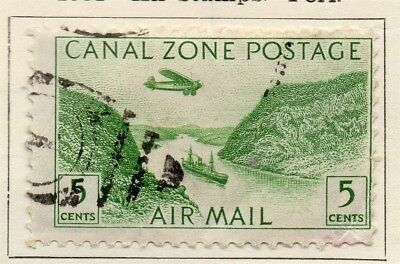 Panama 1931 Early Issue Fine Used 5c. 150301