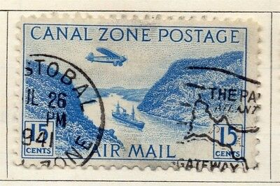 Panama 1931 Early Issue Fine Used 15c. 150303