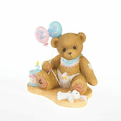 Cherished Teddies Through The Years 'Happy Birthday Two You' Age 2 4020573