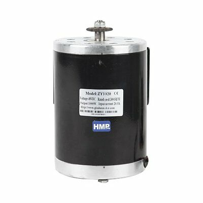 HMParts E-Scooter / RC electric Motor with mount 48V - 1000W - 3000RPM - ZY1020