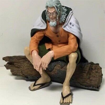 Anime One Piece Creator Series Silvers Rayleigh Special Ver. PVC Figure No Box