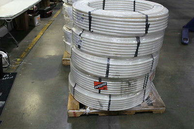 Lot Of 5 Viega PureFlow Hose 1in x 500 Ft, White
