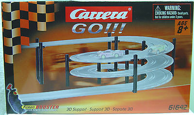 Carrera Go 61642 3 Tier Spiral Track Set 1/43 Scale New