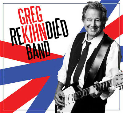 Greg Kihn - REKIHNDLED [New CD]