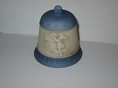Hummel 1990 Christmas Bell #776 2nd in Series I