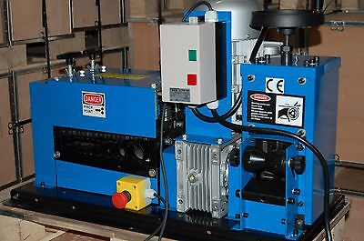 BLUEROCK Tools Model WS-260 Wire Stripping Machine Copper Cable Stripper NEW