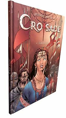 Tirage Limite - Croisade T.01 - Dufaux / Xavier - Bd Must