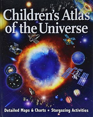 Children's Atlas of the Universe,  | Hardcover Book | Acceptable | 9781740896153
