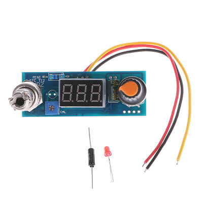 Digital Soldering Iron Station Temperature Controller Kits For HAKKO T12 Handle