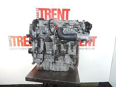 2003 VOLVO S60 D5244T 2401cc Diesel Automatic Engine with Pump Injectors & Turbo
