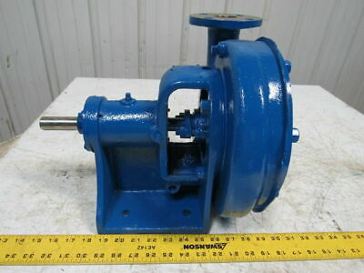 """Stainless Steel 2X1-1/2 End Suction Centrifugal Chemical Pump W/8"""" Impeller"""