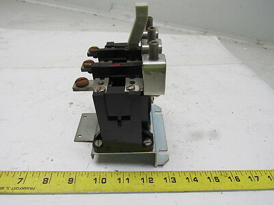 Westinghouse BA43A Thermal Overload Relay Ambient Compensated Size 4