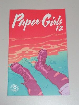 Paper Girls #12 Image Comics Nm (9.4)