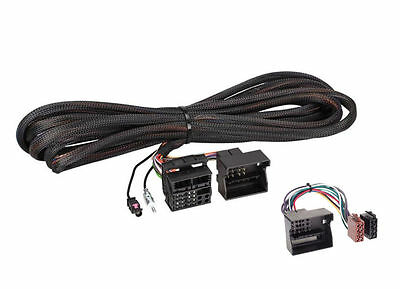 Extension Cable Kit For Bmw E46 E39 E53 For Bm54 Aftermarket Radio Replacement