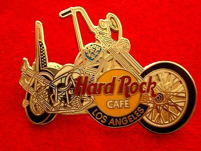 HRC Hard Rock Cafe Los Angeles Chopper US Flag Easy Rider 2002 LE500
