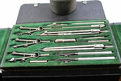 Old Sears & Roebuck # 5007 Compass Drafting Set. Mane in Germany