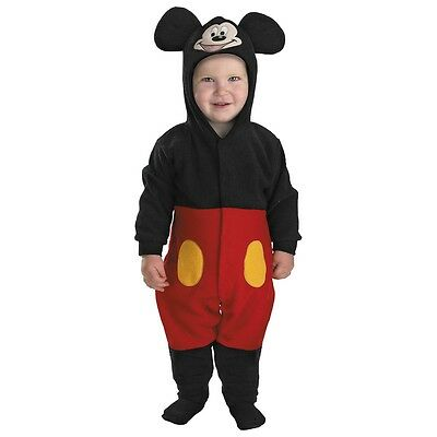 Mickey Mouse Costume Baby Disney Halloween Fancy Dress