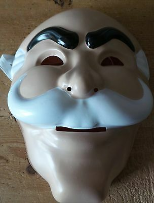 signed MR. ROBOT USA PROMO FSOCIETY ANONYMOUS EVIL HACKER GROUP MASK Sam Esmail
