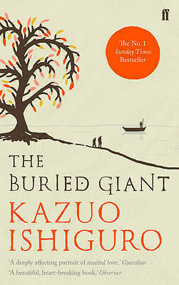The Buried Giant, Ishiguro, Kazuo, New
