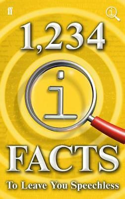 1,234 QI Facts to Leave You Speechless, Harkin, James, Mitchinson, John, Lloyd,