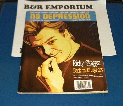 No Depression Magazine Assortment - Choose One For $50.00 Or Make An Offer