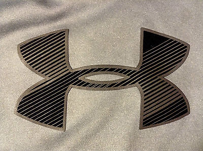Under Armour (Xl) Storm Charcoal & Raised L Black Ua Chest Logo Pullover Hoodie