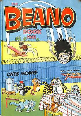 The Beano Book 1981, Good Condition Book, , ISBN 0851161936
