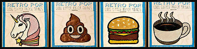 New Choose Retro Pop Cool Little Patch Things Sew It, Stick It, Do Somethin'