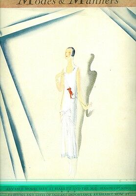 1924 Jordan Marsh Womens Fashion magazine