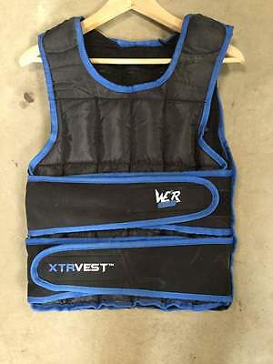 XTR Vest WE R Sports - Weighted Vest 10kg- Running / Weight Loss / Training Vest