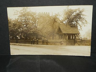 r - Parish Church CHEADLE - 1907