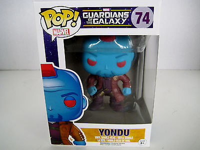 Funko POP YONDU #74 Marvel Guardians of the Galaxy Vinyl Figure  IN STOCK
